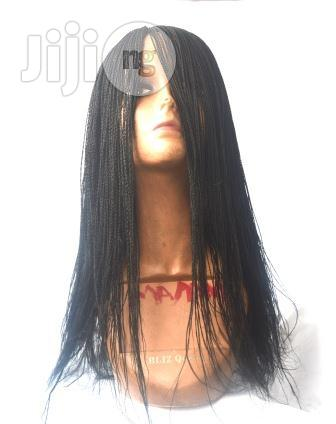 Archive: One Million Braided Wig
