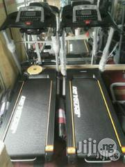 Electric Motorized 2.5hp Treadmill With Massager and Inclination | Massagers for sale in Rivers State, Port-Harcourt