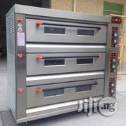 3deck 9trays Bread Oven | Industrial Ovens for sale in Zamfara State, Talata Mafara