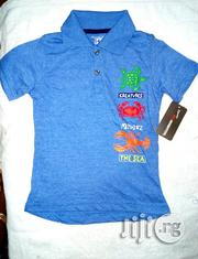 Blue Polo Shirt | Children's Clothing for sale in Lagos State, Ikeja