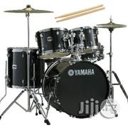 Yamaha Professional 5 Set Drum For Church - Black | Musical Instruments & Gear for sale in Lagos State, Yaba