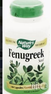 Fenugreek Capsules | Vitamins & Supplements for sale in Lagos State