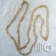 Pure Italy 750 Solid 18krt Gold Cuban Short Length Design | Jewelry for sale in Lagos State, Lagos Island