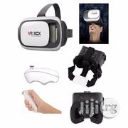 Virtual Reality Glasses For Smartphone VR Box 3D White / Black | Accessories for Mobile Phones & Tablets for sale in Lagos State, Ikeja