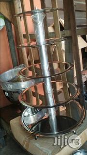 Stainless Still Cake Stand (ENG) | Kitchen & Dining for sale in Lagos State, Lagos Island