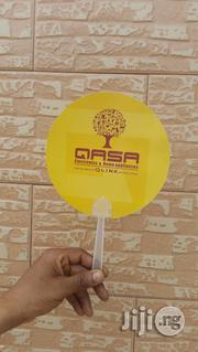 Branded Plastic Hand Fans To Advertise Your Biz | Computer & IT Services for sale in Lagos State, Ikeja