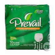 Prevail Adult Diapers Pant Type Xxl | Baby & Child Care for sale in Lagos State