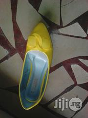 Yellow Chanel Flat Shoe | Shoes for sale in Lagos State, Alimosho